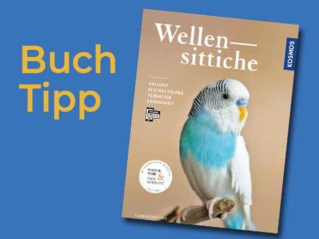 Glückliche Wellensittiche – Buch und App