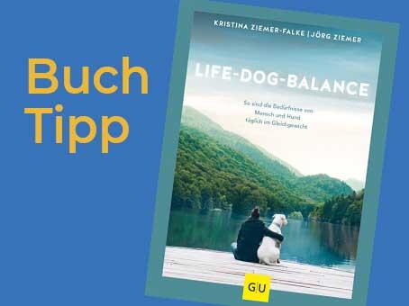Buchtipp: Life-Dog-Balance