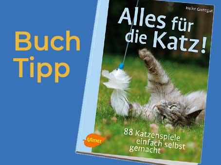 Buchtipp: Alles für die Katz!